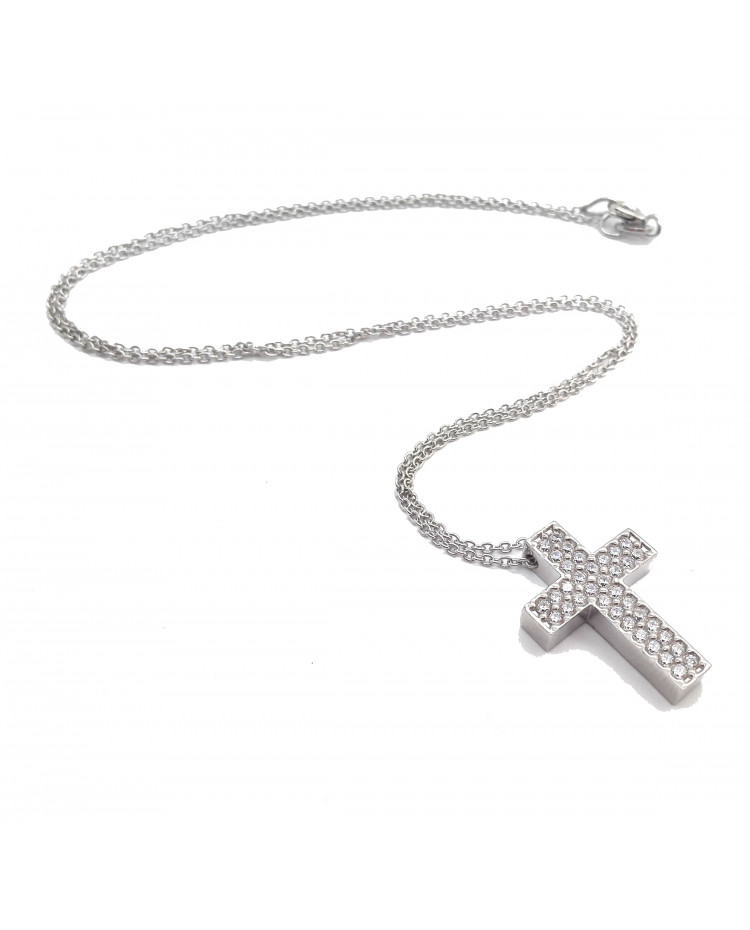 CL693 - Zircon Cross