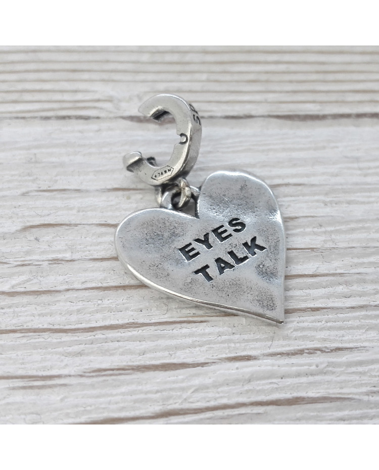 Eyes Talk Pendant