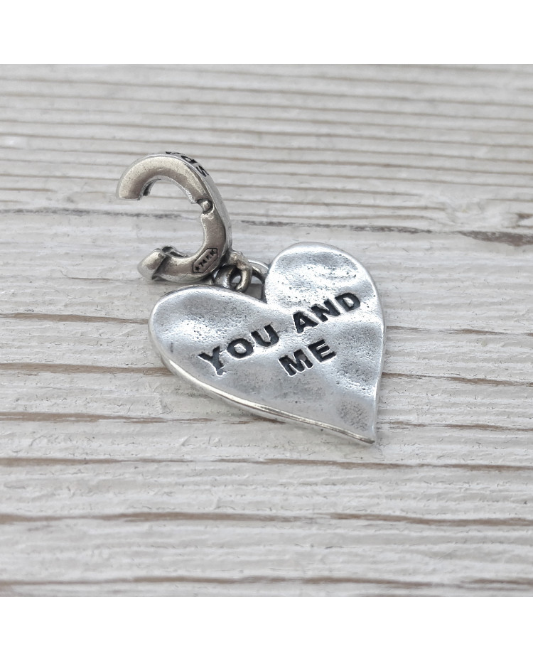 You and Me Pendant